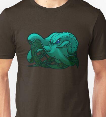 Octopus (Blue) Unisex T-Shirt