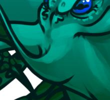 Octopus (Blue) Sticker