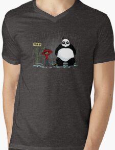 Ranma funny Mens V-Neck T-Shirt