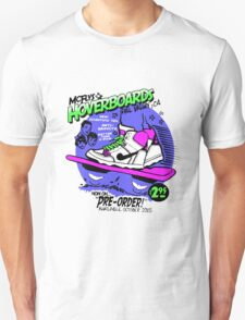 Hoverboards Back To The Future T-Shirt