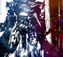 Final Fantasy XII logo universe Sticker