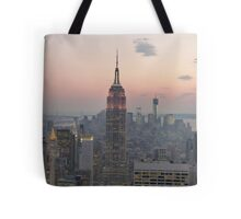 Empire State Building, New York Tote Bag