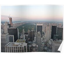 Central Park, New York Poster