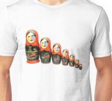 Paxochka Twitter Matryoshka Doll Unisex T-Shirt