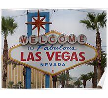 Las Vegas, USA Poster