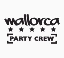 Party Crew Mallorca Design by Style-O-Mat