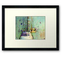 Boboro Framed Print