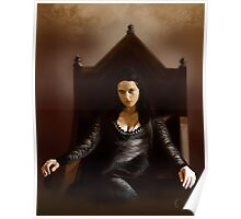 A painting of Morgana Poster