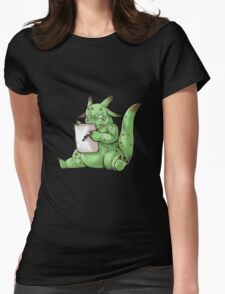iPad Gorg Womens Fitted T-Shirt