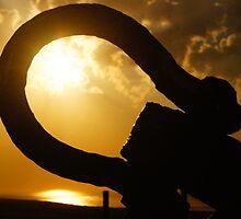 Sun and Anchor by WearForArt