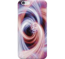 Swirling Abstract iPhone Case/Skin