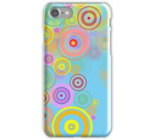 Colourful Circles iPhone Case/Skin