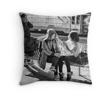 these precious moments Throw Pillow