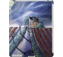 Twilight Furrows on Keld Spring Lane iPad Case/Skin