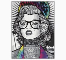 Tie Die Hipster Monroe by STAY YOUNG FOREVER