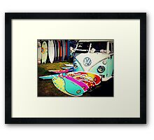 Life's a Beach Framed Print