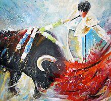 2010 Toro Acrylics 02 by Goodaboom