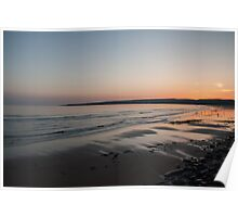 Lahinch Sunset, Poster