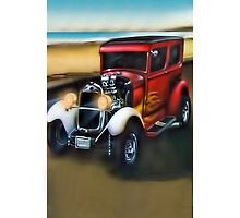 ☀ ツGOTTA LOVE THOSE HOT RODS IPHONE CASE☀ ツ by ✿✿ Bonita ✿✿ ђєℓℓσ