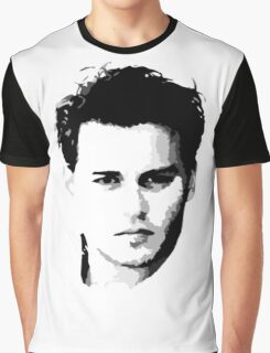 johnny depp t-shirt Graphic T-Shirt