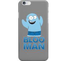 Bloo Man iPhone Case/Skin