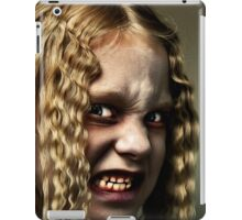 Evil Lives Within Her iPad Case/Skin