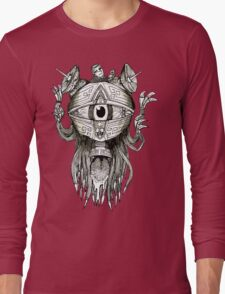 The Eye T-Shirt Long Sleeve T-Shirt