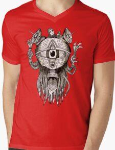 The Eye T-Shirt Mens V-Neck T-Shirt