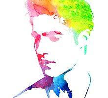 """rainbow """"out"""" Photographic Print"""