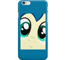 Tina Fountain Heart face iPhone Case/Skin