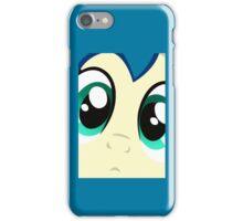 Tina Fountain Heart face iPhone Case/Skin