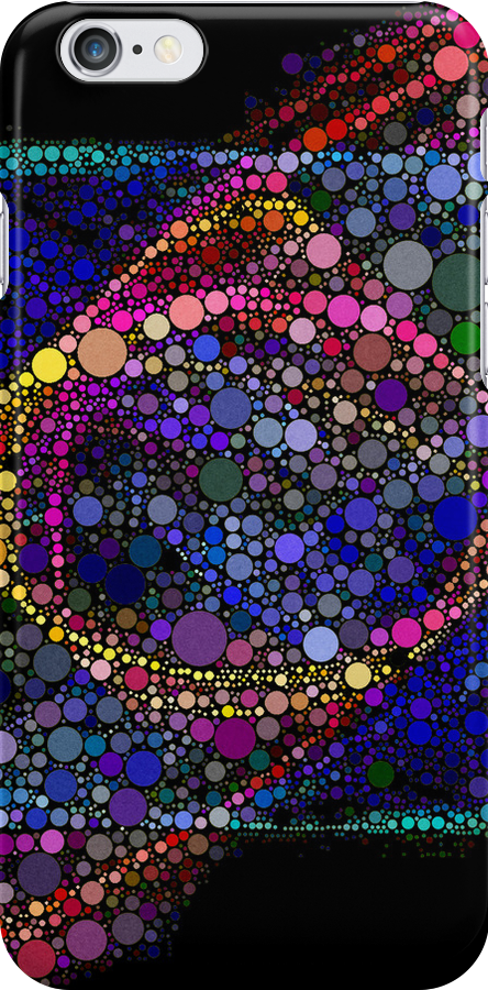 Spacey Bubble Abstract  by TransmuteMedia