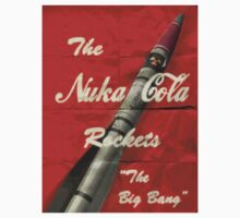 The nuka cola rockets by williamrdew