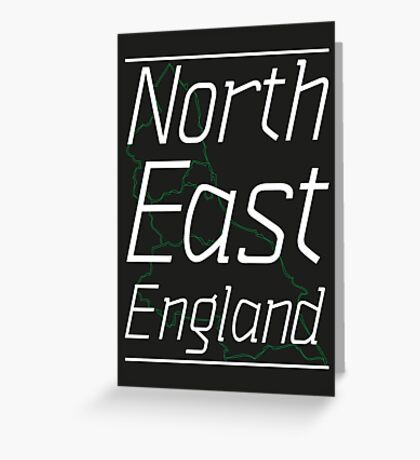 pbbyc - North East England Greeting Card