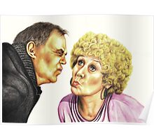 Strong Characters of Coronation Street : Jack and Vera Poster