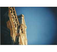 Analogic Florence Photographic Print