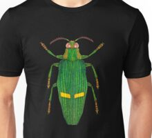 Opulent jewel beetle Unisex T-Shirt