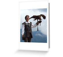 Birdman, Locarno Greeting Card
