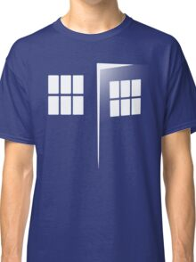 Police Call Box Classic T-Shirt
