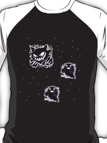 Haunter, Ghosts and such purple T-Shirt