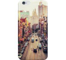Chinatown - New York City iPhone Case/Skin