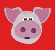 Big Piggy - Tee One Piece - Long Sleeve