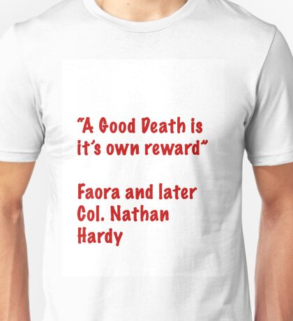 A Good Death Unisex T-Shirt
