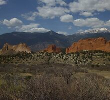 Garden of the Gods by dalinvll