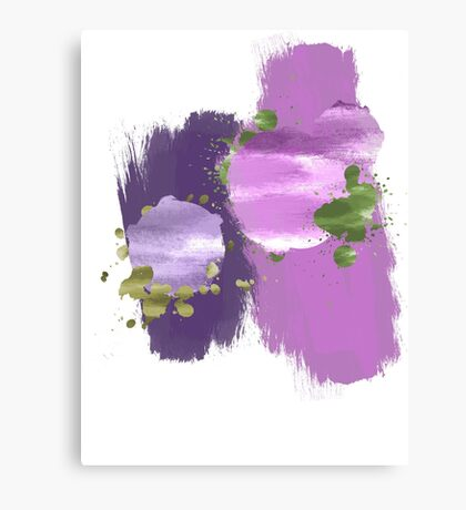 Koffing - Weezing Canvas Print
