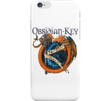 Obsidian Key - SLY Dragon - Progressive Rock Metal Music - (Epic Style) - FD iPhone Case/Skin