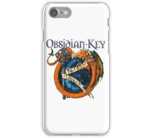 Obsidian Key - SLY Dragon - Progressive Rock Metal Music - (Epic Style) - FD iPhone Case/Skin
