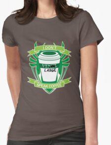 True Brew Friend Womens Fitted T-Shirt