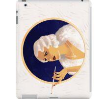 Vintage flapper girl iPad Case/Skin