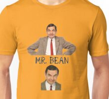 Mr. Bean - The Faces Unisex T-Shirt